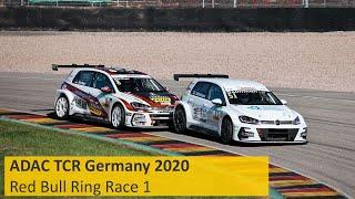 2020 TCR Germany | Round 9 | Red Bull Ring