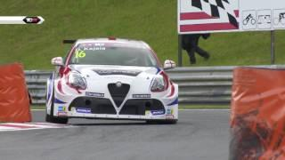 2017 Salzburgring, TCR in super slow-motion