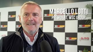 2019 Phillip Island, Interview with global TCR Series boss Marcello Lotti