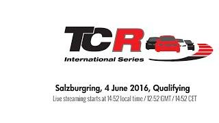 2016 Salzburgring, TCR Qualifying in full