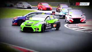 2018 Hungaroring, TCR Europe Round 7 Clip