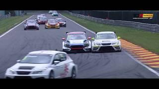 2019 Spa, TCR Europe & TCR Benelux Round 5 HLTS