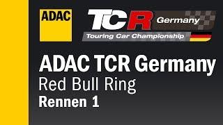 ADAC TCR Germany Rennen 1 Red Bull Ring 2018 Livestream English