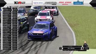 2020 Hungaroring, TCR Europe Simracing Round 6 HLTS