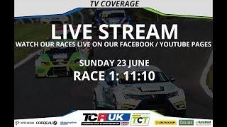 2019 Donington Park, TCR UK Round 3 in full