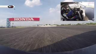 2016 Buriram, TCR onboard lap with Dusan Borkovic