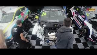 2019 Spa, TCR Europe - Briché's car repair