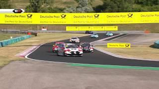 2017 Hungaroring, Qualifying Clip. Michelisz did it!