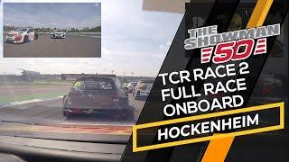 2019 Hockenheim, TCR Europe Round 4 - Full Race from Coronel's onboard camera