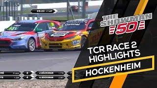 2019 Hockenheim, TCR Europe - Focus on Tom Coronel