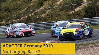 2019 Nurburgring, TCR Germany Round 10 in full