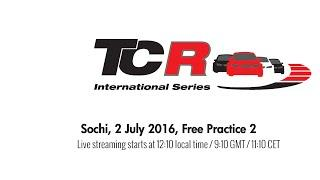Sochi Free Practice 2 Live Streaming