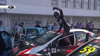 2017 Hungaroring, TCR Round 11 Clip. Hungarian joy...