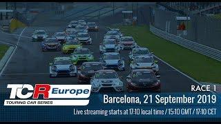 2019 Barcelona, TCR Europe Round 11 in full