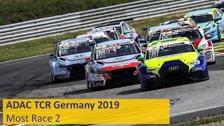 2019 Most, TCR Germany Round 4 in full