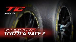 2019 COTA, TC America Round 2 in full