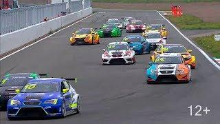 RCRS 4 stage 2018. Touring/TCR Russia. Race 1 | СМП РСКГ 2018. 4-й этап. Туринг. Гонка 1