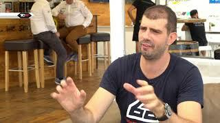 2018, Exclusive interview with Dusan Borkovic