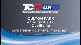 2018 TCR UK Oulton Park Qualifying Race