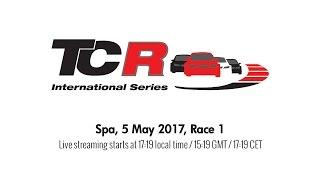 2017 Spa, TCR Round 5 in full