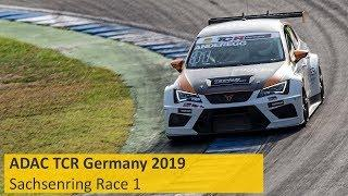 2019 Sachsenring, TCR Germany Round 13 in full