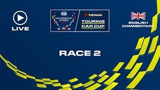 2019 Vallelunga, FIA Motorsport Games Race 2