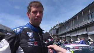 Borkovic on pole. 2016 Spa, TCR Qualifying Highlights