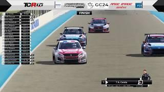 2020 Le Castellet, TCR Europe Simracing Round 8 HLTS