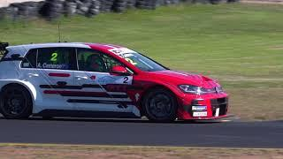 2019 Sydney, TCR Australia - Raw vision from opening TCR Australia practice