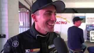2019 Sydney, TCR Australia Round 1 interview with top three drivers