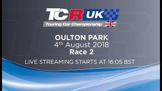 2018 TCR UK Oulton Park Race 2