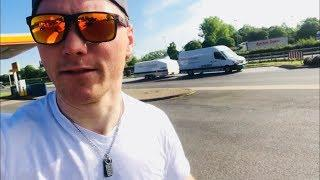 MY WAY TRAVEL TO MY TCR EUROPE RACES - VLOG39