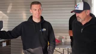 2019 Winton, TCR Australia Test. Interview Dylan O'Keeffe