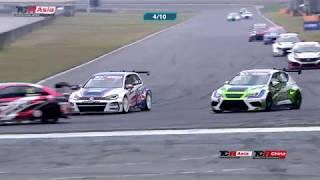 2019 Shanghai, TCR Asia Round 6 HLTS