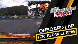 2019 Red Bull Ring, TCR Europe Onboard Lap with Tom Coronel