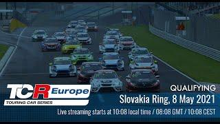 2021 TCR Europe | Qualifying | Slovakia Ring