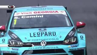 2016 Salzburgring, TCR Qualifying Clip. Monsoon rain creates qualifying lottery