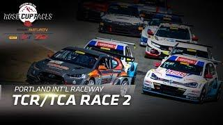 2019 Portland, TC America Round 10 in full