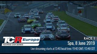 2019 Spa, TCR Europe Round 5 in full