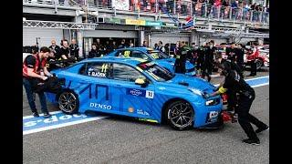 2019 Slovakia Ring, FIA WTCR Lynk & Co Cyan Racing Review