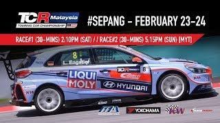 2019 TCR Malaysia Round 6 in full