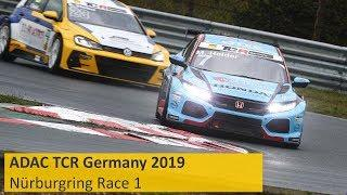 2019 Nurburgring, TCR Germany Round 9 in full