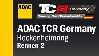 ADAC TCR Germany Race 2 Hockenheim 2018 ENGLISH Re-Live