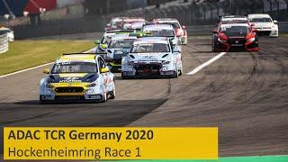 2020 TCR Germany | Round 5 | Hockenheim