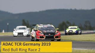 2019 Red Bull Ring, TCR Germany Round 6 in full