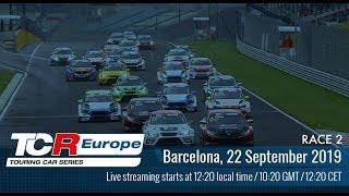 2019 Barcelona, TCR Europe Round 12 in full