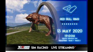 2020 Red Bull Ring, TCR Europe Simracing Rounds 3 & 4