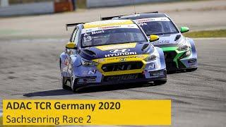 2020 TCR Germany | Round 8 | Sachsenring