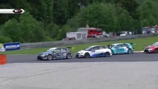 2016 Salzburgring, TCR Hawkers Fan Award. Borkovic or Vernay?