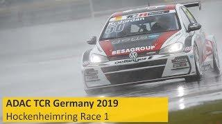 2019 Hockenheim, TCR Germany Round 11 in full